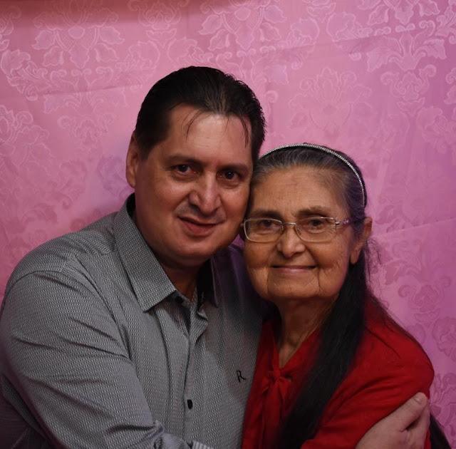 Morre aos 78 anos Dona Angelita, mãe do empresário e político Irmão Lailton