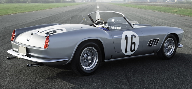 Supercarworld 1959 Ferrari 250 Gt Lwb California Spider