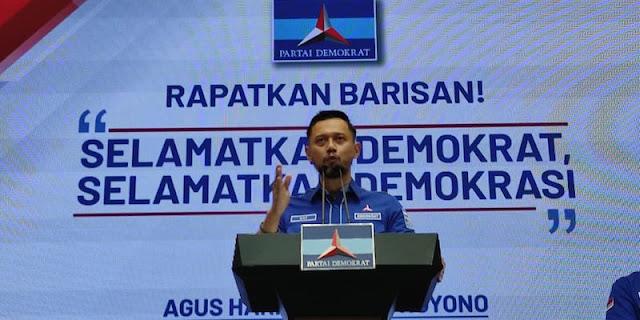 Elektabilitas AHY Moncer Tanda Demokrat Sudah Di Jalur Yang Tepat