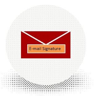 E-mail Signature, Email Signature, E-mail, Signature