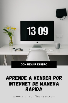 Cómo vender productos por Internet en POCO TIEMPO si eres PRINCIPIANTE