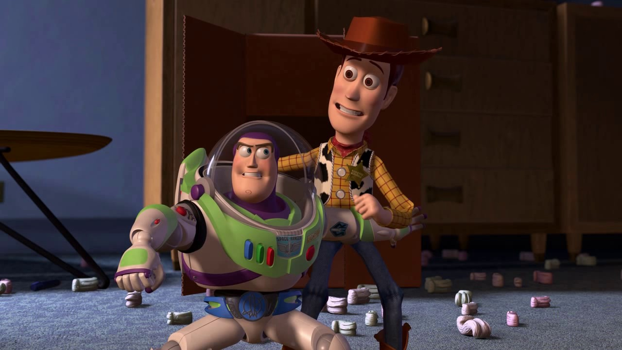 FIVE STAR FILM: Toy Story 2 (1999)