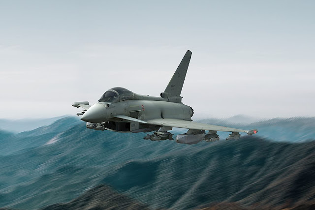 Eurofighter enhancement programme