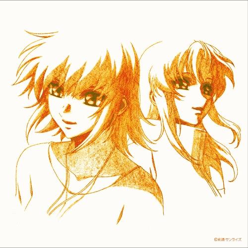FictionJunction YUUKA - 機動戦士ガンダムSEED Reunion Series 第二弾 暁の車 ~ReTracks/水の証 ~ReTracks rar