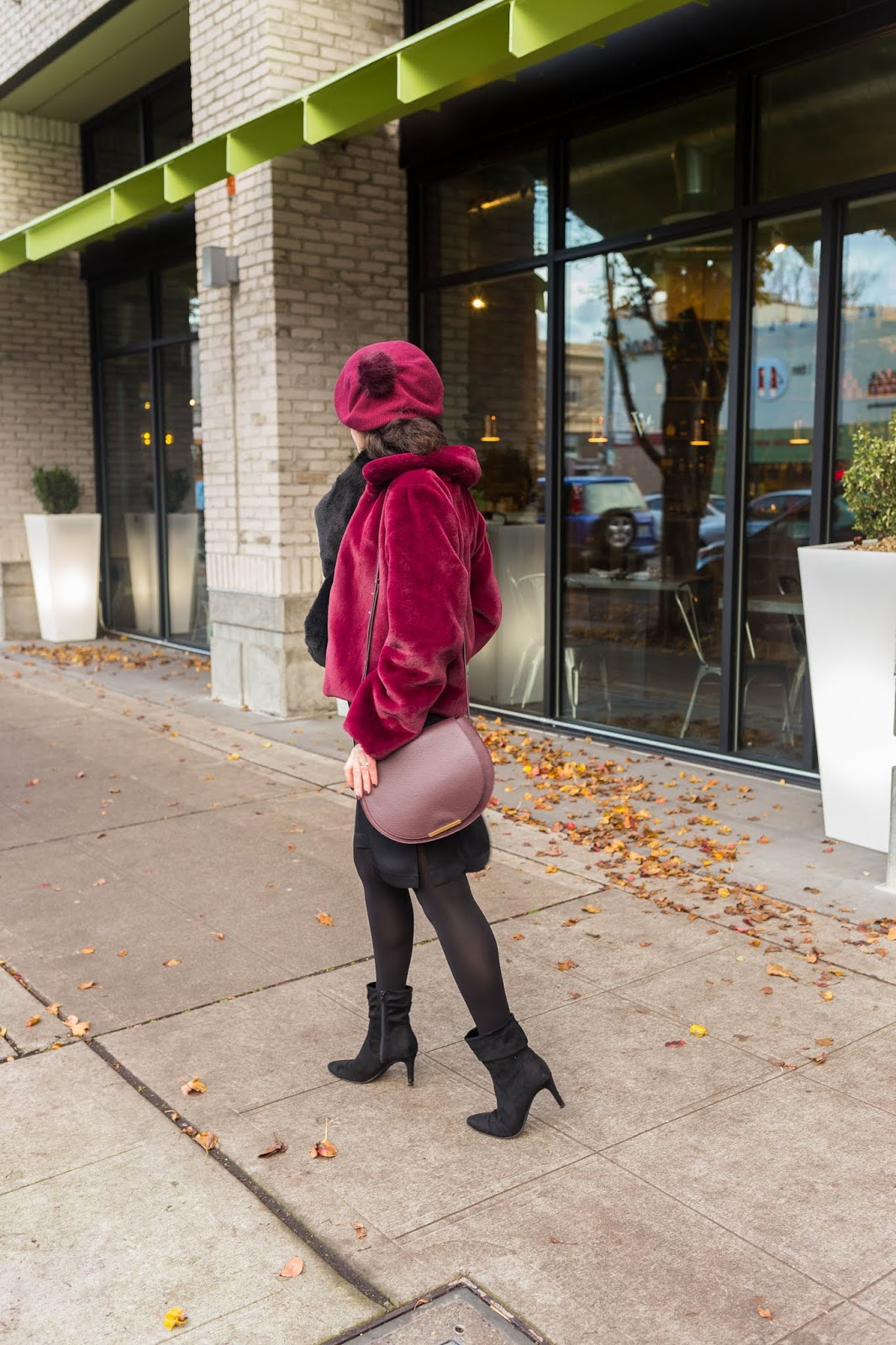 Burgundy, Merlot, Maroon and Oxblood for Winter