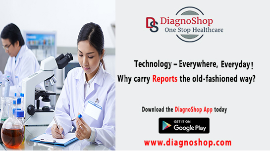 Diagnoshop: order labs online at ameerpet | book appointment