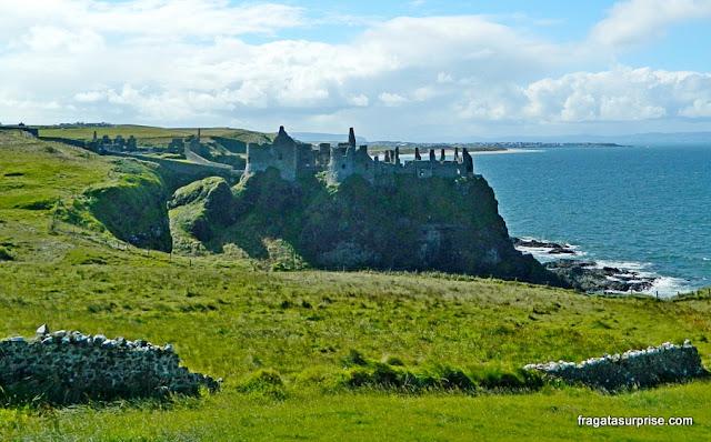 Castelo de Dunluce, Irlanda do Norte