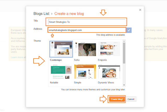 How To Start A Free Blog & Make Money [2020] - Step-By-Step   Complete Guide To Blogging