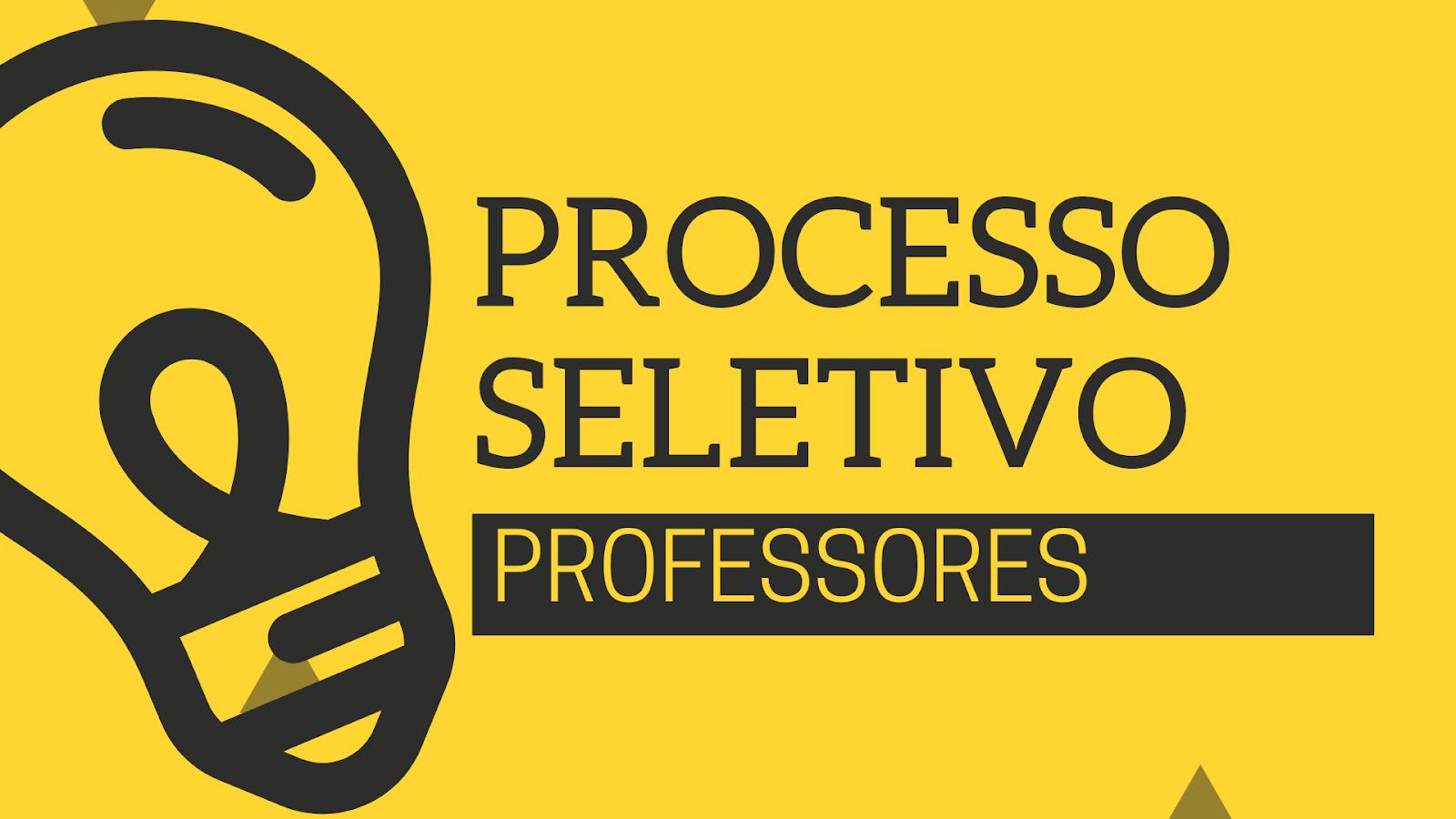 Processo seletivo para Professores em Rio Claro