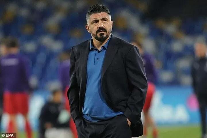 Tottenham 'decide AGAINST hiring Gennaro Gattuso as the club's new manager'