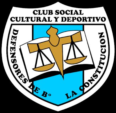 CLUB SOCIAL CULTURAL Y DEPORTIVO DEFENSORES DEL BARRIO CONSTITUCIÓN (CONCORDIA)