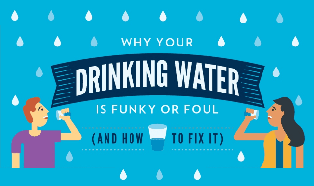 Why Your Drinking Water Is Funky or Foul (and How to Fix It)
