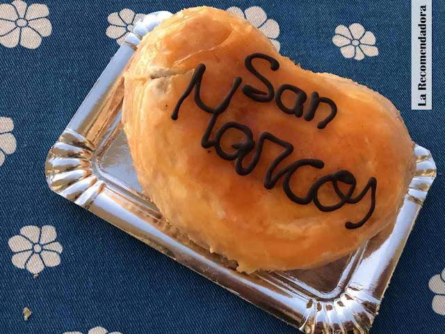 Palmera San Marcos de La Genovesa.