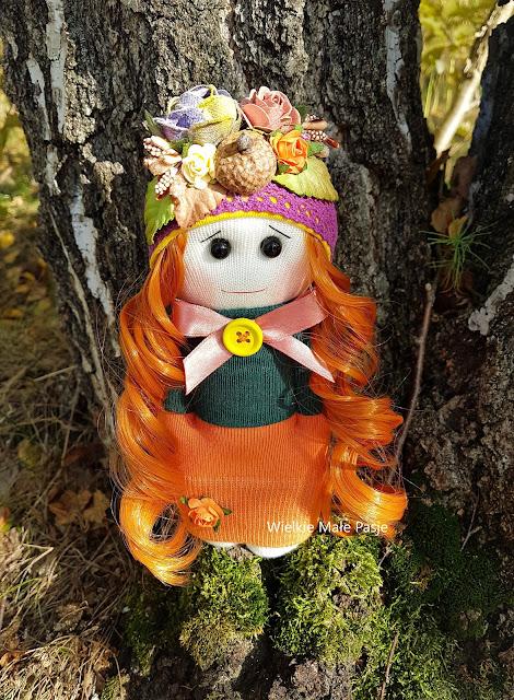 Jesienna lalka dla…
