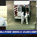 VIDEO: American Ebola Patient Walks into Atlanta Hospital, Wife Sees Him through Glass