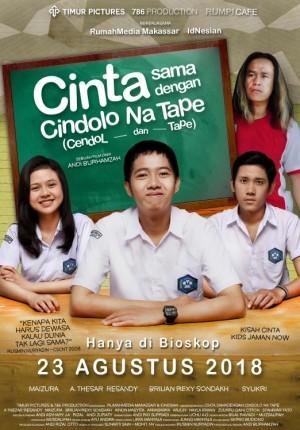 Film Cinta Sama Dengan Cindolo Na Tape 2018