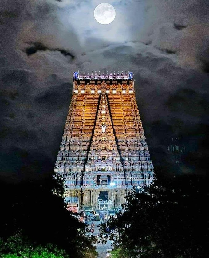 Shri Ranganatha Swamy Temple, Tamilnadu