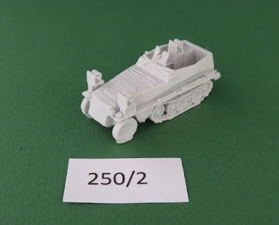Sd Kfz 250/1 to 11 picture 11