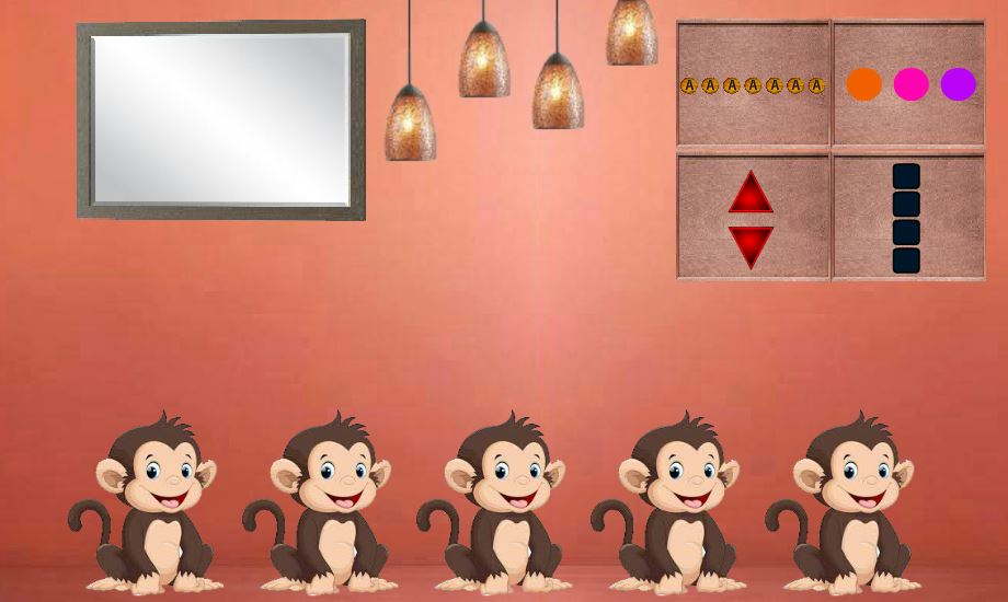 8bGames Monkey Escape Wal…