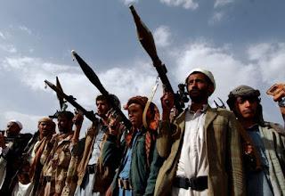 Iran Mulai Mengakui Dukungan untuk Teroris Syiah Hutsi Yaman