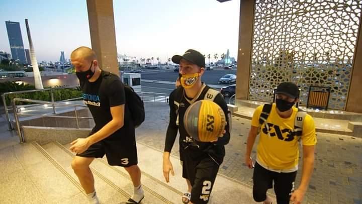 """"""" الاتحاد السعودي """" ينهي اللمسات الأخيرة لنهائيات الجولة العالمية للأبطال لكرة السلة"""