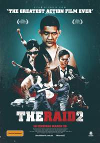 The Raid 2 (2014) Hindi Dual Audio Full Movies HD Download 480p