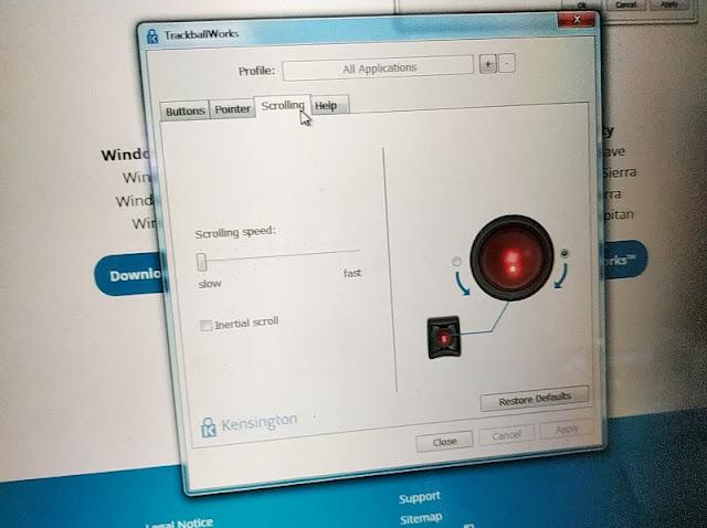 Kensington Expert Mouse Wireless Trackball | Gadget Explained