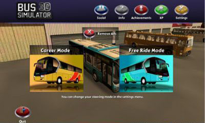Bus Simulator 3D 2018