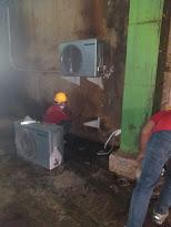 Jasa bongkar pasang AC di Malang
