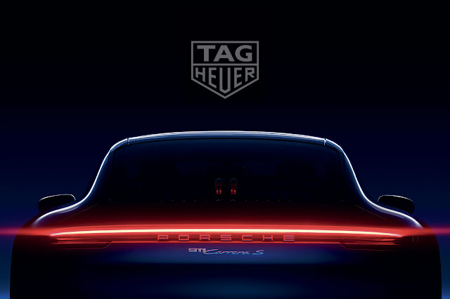 TAG Heuer and Porsche announce their partnership