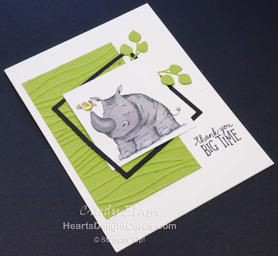 Heart's Delight Cards, Animal Outing, SRC - Animal Outing