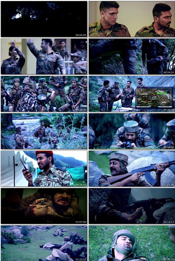 The Hidden Strike (2020) 480p 720p HD Full Movie || 7starHD