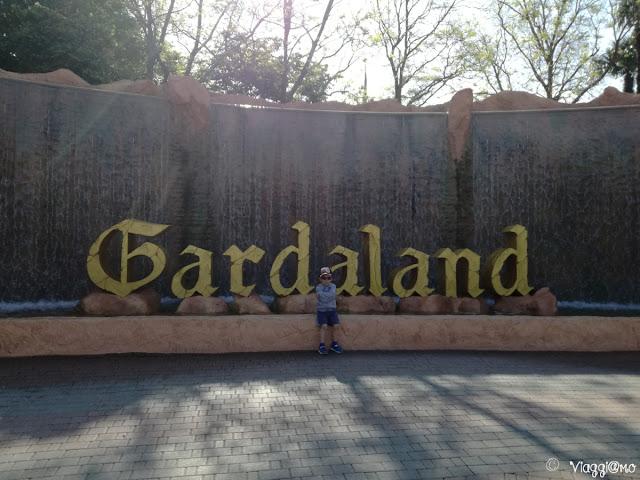 Gardaland in camper
