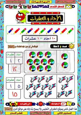 كتاب قطر الندي كي جي 2 حساب