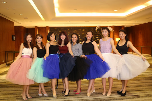 Hitched Wedding Planners Singapore: Should I Pay for My Entourage Attire?