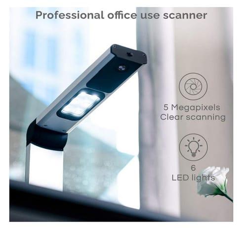 Bamboosang D500 A4 Portable Document Scanner