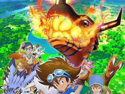 Digimon Adventure (2020) [01/??] [Sub Español]  [ Mega - MF ]