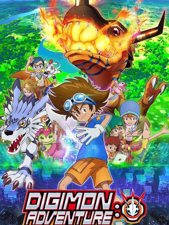 Digimon Adventure (2020) [25/??] [Sub Español][ Mega - MF ][Descargar]