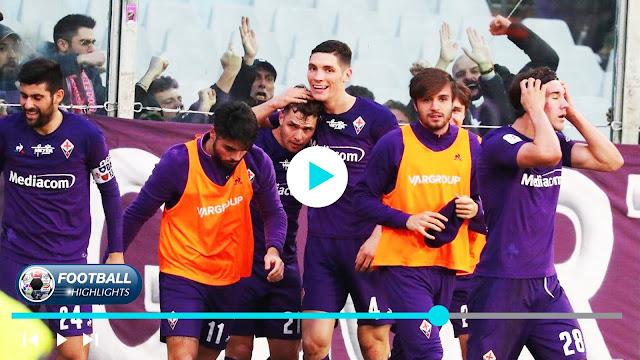 Fiorentina vs Atalanta – Highlights