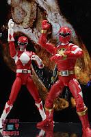 Power Rangers Lightning Collection Dino Thunder Red Ranger 59