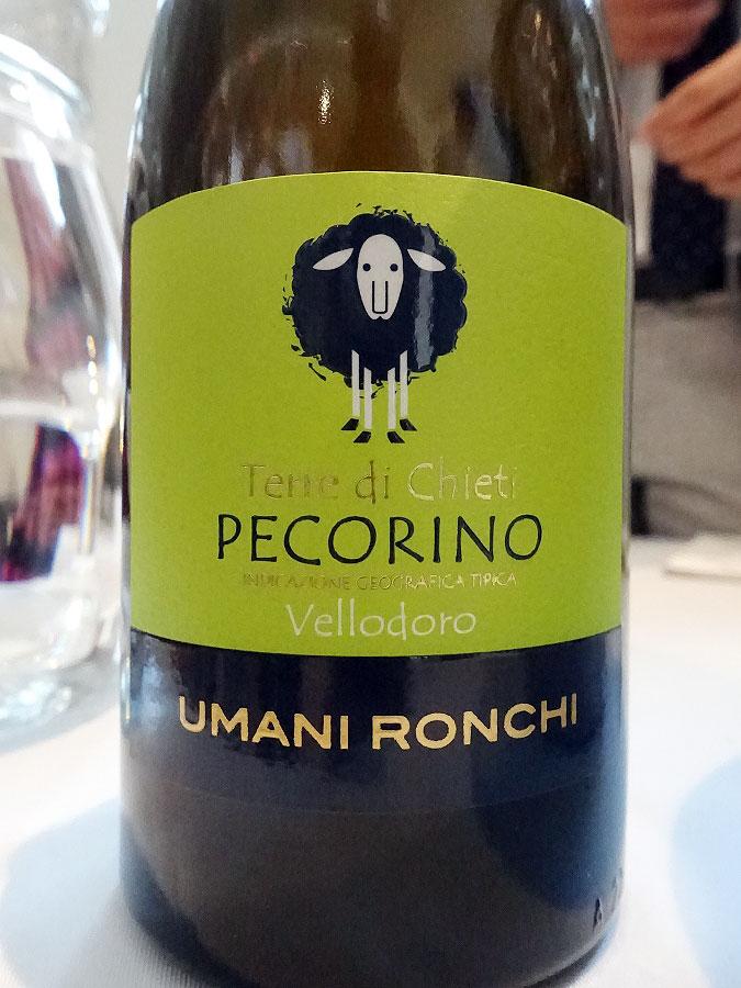 Umani Ronchi Vellodoro Pecorino 2018 (88 pts)