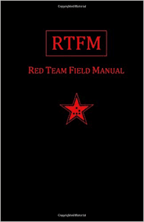 Download Free RTFM: Red Team Field Manual Hacking Book - Pure Gyan
