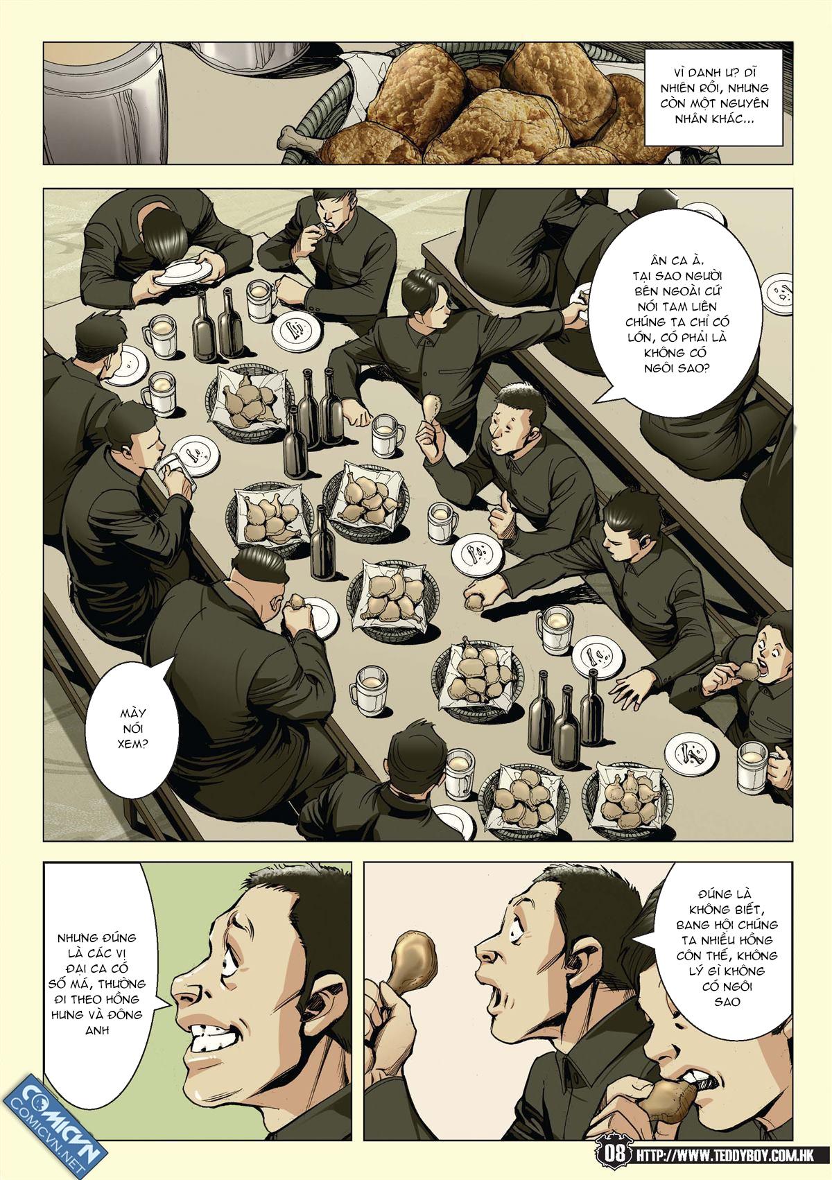 Người Trong Giang Hồ chapter 2146: có số không nói sớm trang 7
