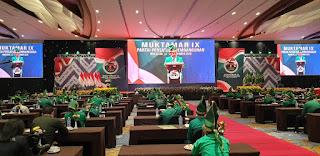 Suharso Monoarfa : PPP Akan Terus Merawat Persatuan Dengan Pembangunan di Republik Indonesia