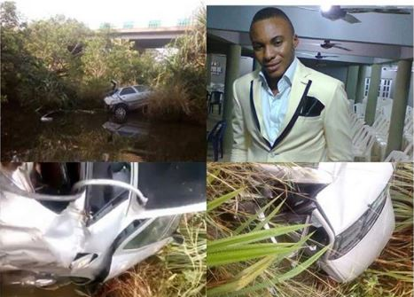 Pastor Narrowly Escapes Death In A Horrific Accident