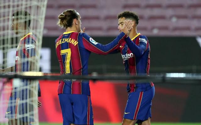 Pálido empate en el Camp Nou