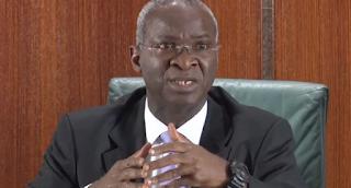 Fashola: Why we didn't commence Abuja-Kaduna-Zaria-Kano road construction early