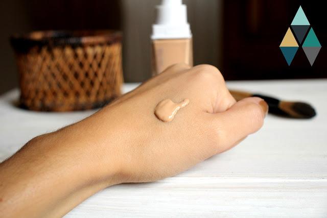 avis et swatches makeup fond de teint superstay haute couvrance