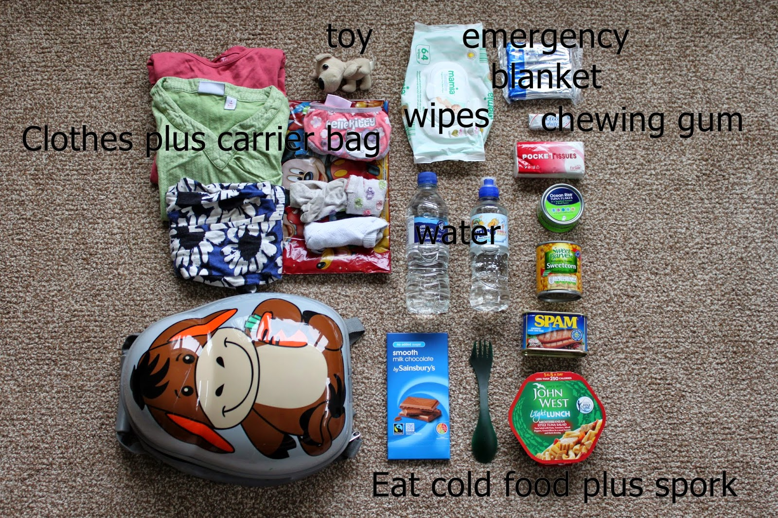 One of the things we are encouraged to do at church is to be prepared for physical adversity including times of distress. The idea of the 72 hour emergency ... & Tips for Basic Child 72 hr Emergency Kit | A Noodoll Life