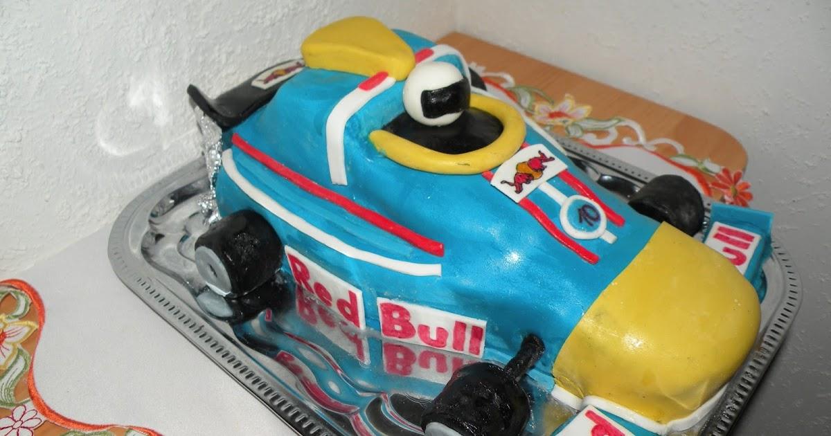 Formel 1 Torte